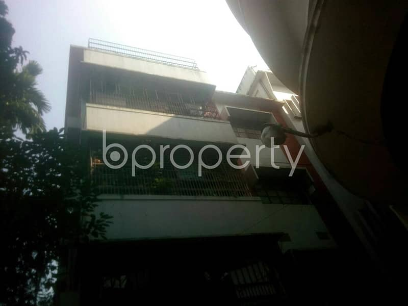 Nice Flat Of 1150 Sq Ft Can Be Found In O. r. Nizam Road To Rent, Near Dutch-bangla Bank Limited