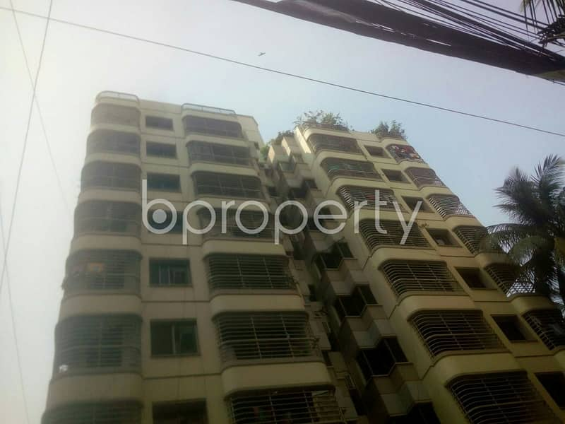 Near O R Nizam Road Residential Area A Residential Apartment Is Available For Rent In Bagmoniram Ward