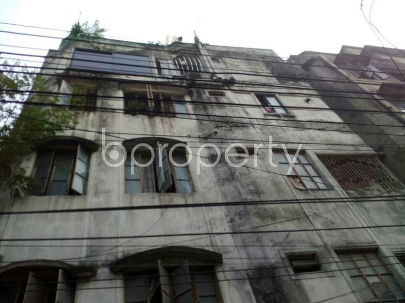 Visit This Residential Building For Sale In South Badda Near South Badda Jame Masjid.