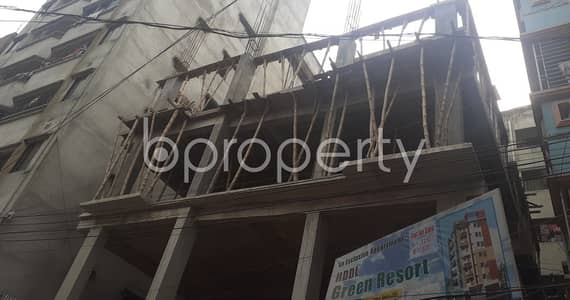 At Mohammadpur, 1220 Sq. Ft Flat For Sale Close To Mohammadpur Thana