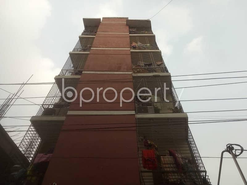 3 Bedroom Flat For Sale In Mirpur Close To Monipur School