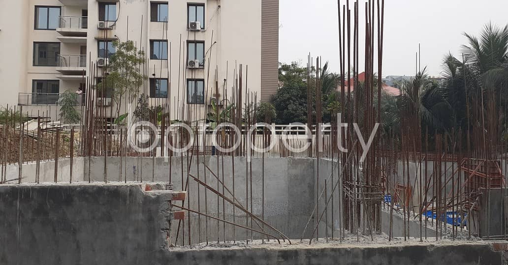 Apartment For Sale At Bashundhara R-a Near To Viquarunnisa Noon School And College.