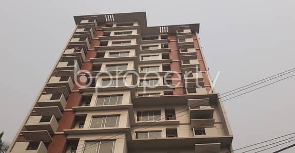 A 1908 Sq. Ft Apartment Which Is Up For Sale At Dhanmondi Near To Eastern University.