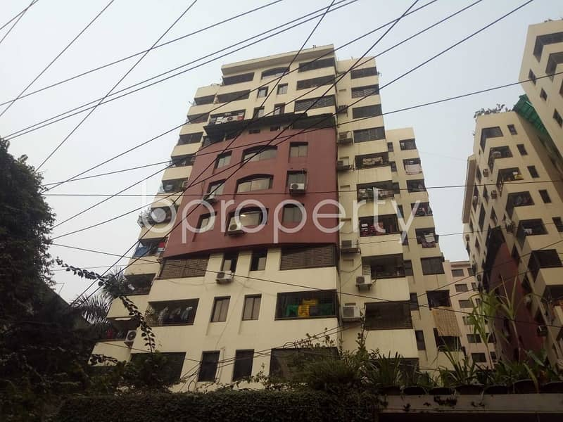 3 Bedroom And 4 Bathroom Apartment For Sale In Eskaton Near BRAC Bank Limited