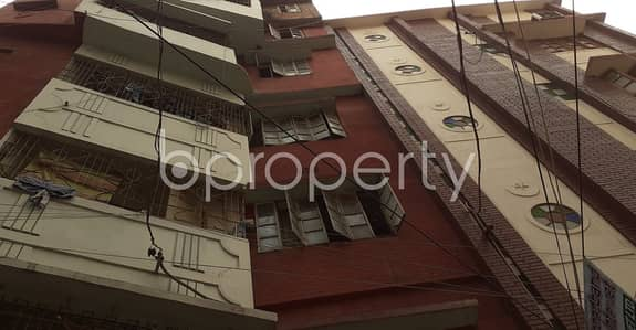 A Rightly Planned Flat Is Found For Rent In Lake Circus Road Nearby Masjid-e-baqquatil Mubaraquah