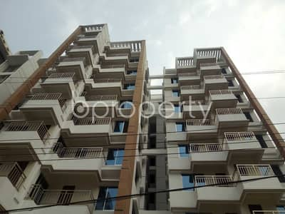 Near Sunflower School And College, Flat For Sale In Bashundhara R-a