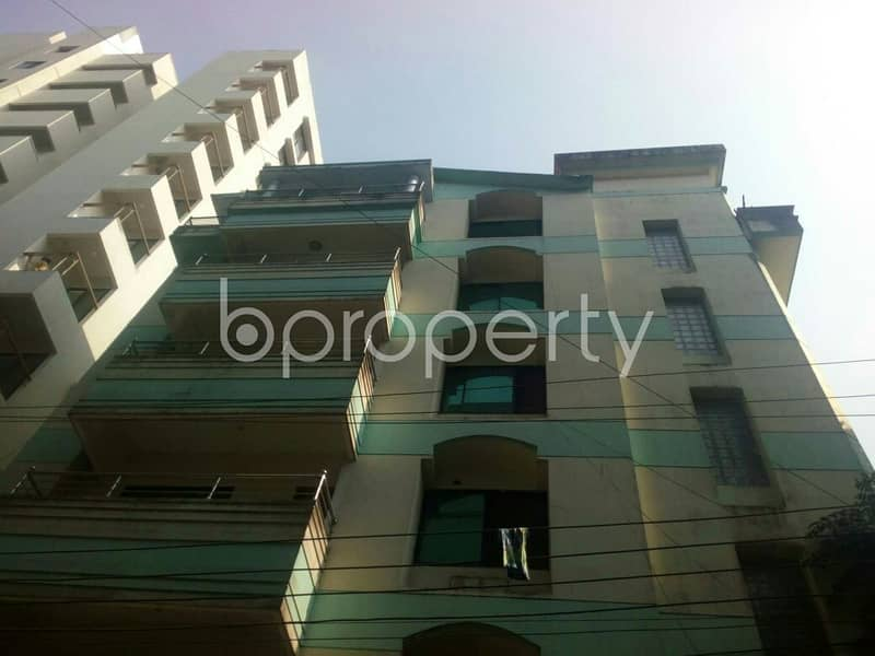 A Nice Flat is up For rent In South Khulshi Near Khulshi Jame Masjid