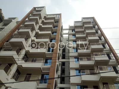 At Bashundhara R-a, Flat For Sale Close To Sunflower School And College