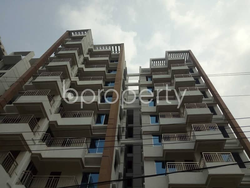 2240 Sq. Ft Flat For Sale In Bashundhara R-a Close To Nsu