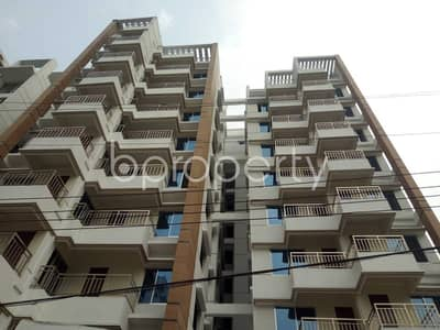 Make this 2240 SQ FT flat your next residing location, which is up for sale in Bashundhara R-A near Apollo Hospitals