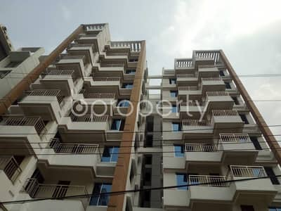 Apartment Of 2240 Sq. Ft For Sale In Bashundhara R-A Near Ebenzer International School.