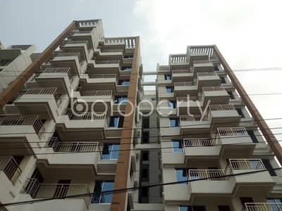 At Bashundhara R-a, Flat For Sale Close To Ebenzer International School