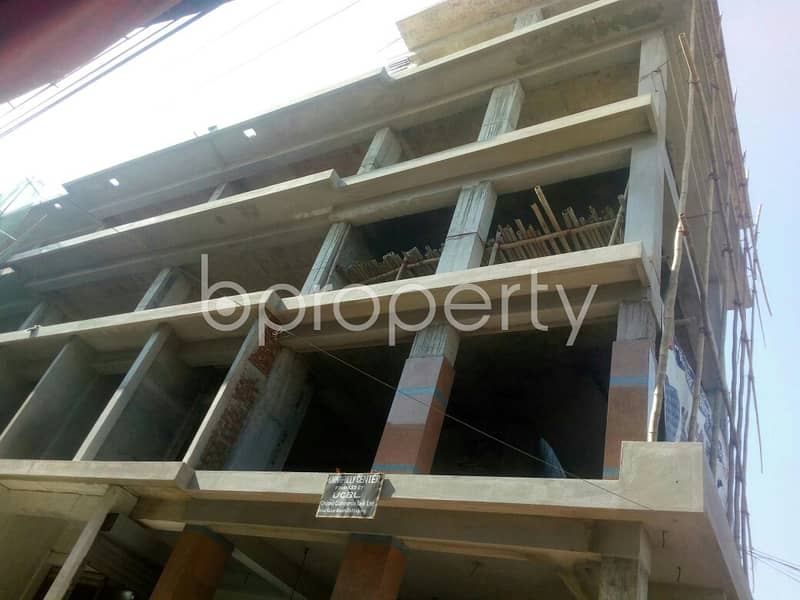 Near Kazirhat Post Office In Chandgaon Ward A Shop Is Up For Sale