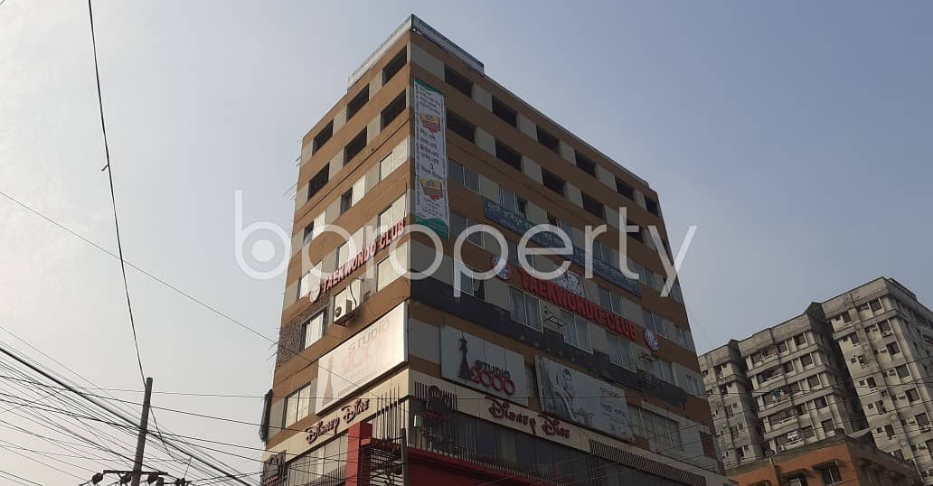 A Commercial Building Is Available For Sale In Mohammadpur Nearby Standard Bank Limited.