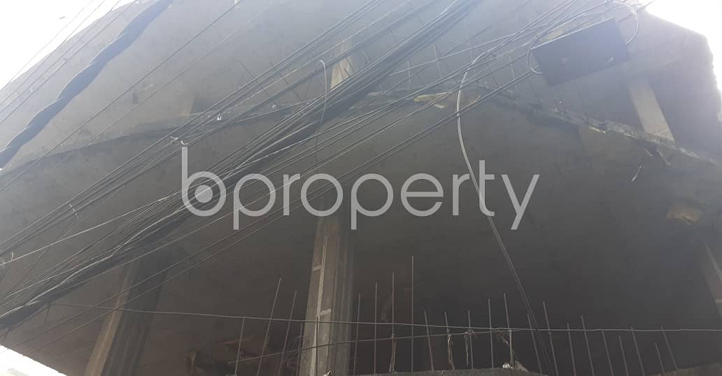 A Commercial Building And Plot Is Available For Sale In Julon Bari Nearby Pubali Bank Limited.