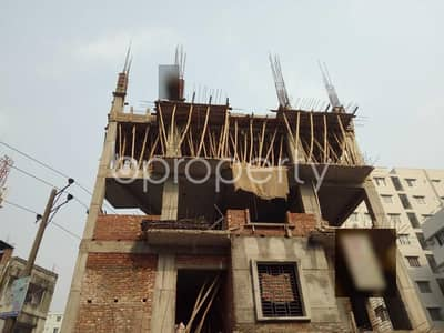 This Spaciously Designed 1550 Sq. Ft Apartment For Sale In Bashundhara R-a Near Sunflower School And College