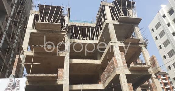 Grab This 2148 Square Feet Apartment For Sale In Bashundhara R-a Near Bashundhara Boro Masjid.