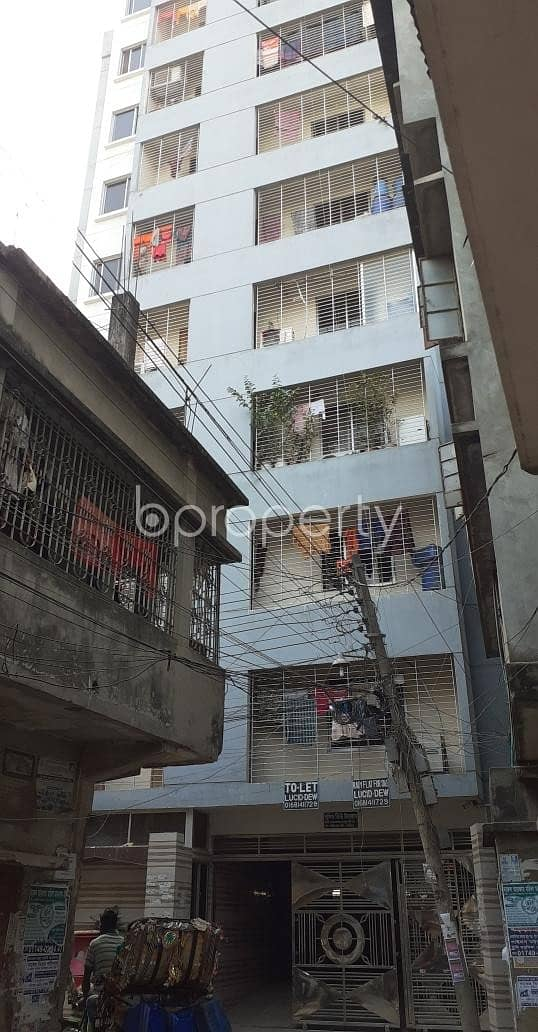 This Flat Is Now Vacant For Sale In Tongi Close To Amzad Ali Sarkar Pilot Girls' High School And College
