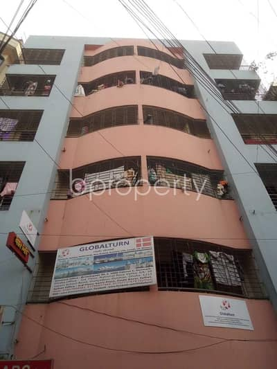See This Office Space For Rent Located In Shahjadpur Near To Cambrian School & College.