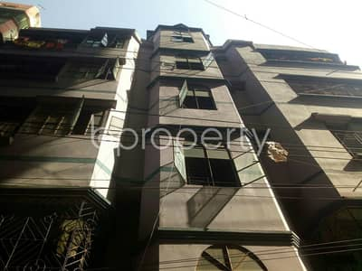 3 Bedroom Apartment for Rent in Cantonment, Dhaka - 1200 Sq Ft Residential Apartment Is On Rent In Matikata Nearby Matikata Kacha Bazar