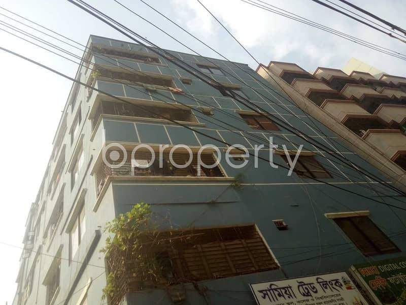 An Apartment Is Ready For Rent At Jagannathpur , Near Baitul Aman Mosque.