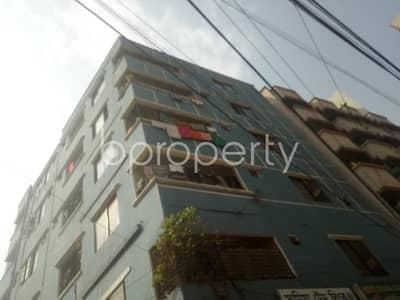 Near Badda Thana,A Reasonable 500 Sq. Ft Flat For Rent In Badda
