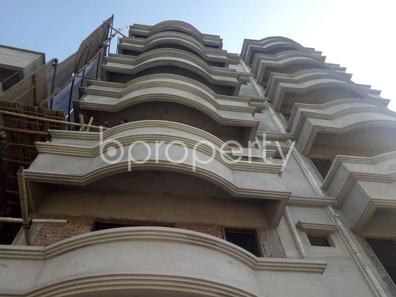 A 1050 Sq Ft Beautiful Apartment Is Up For Rent At Uttar Badda Near Uttar Purba Badda Government Primary School