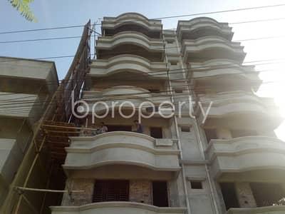 Nice Flat Can Be Found In Uttar Badda For Rent, Near Uttar Purba Badda Government Primary School
