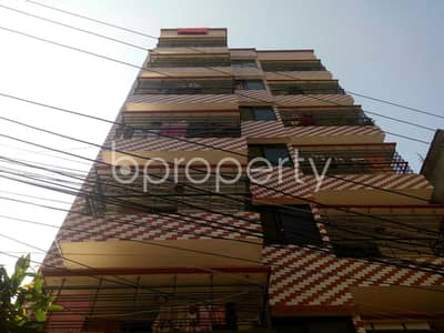 3 Bedroom Flat for Rent in Cantonment, Dhaka - At Matikata, flat for Rent close to City Bank ATM