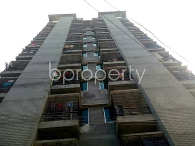3 Bedroom Apartment for Rent in Cantonment, Dhaka - If You Want To Reside In Cantonment The Flat Is Exactly For You Which Is Available For Rent