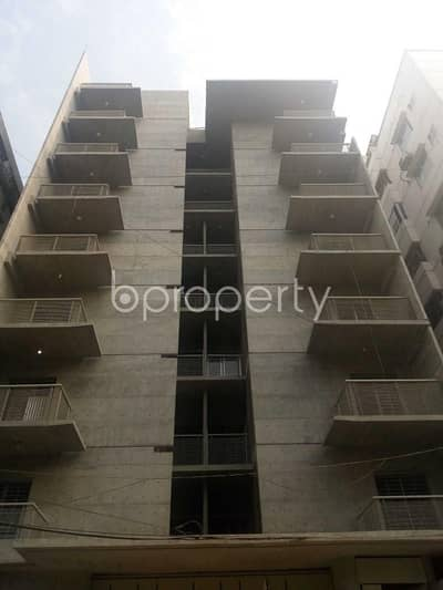 A Nicely Planned Flat Is Up For Sale In Uttara Nearby Uttara City College