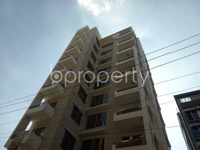 Ready 1886 SQ FT flat is now for sale in Bashundhara R-A nearby Apollo Hospitals