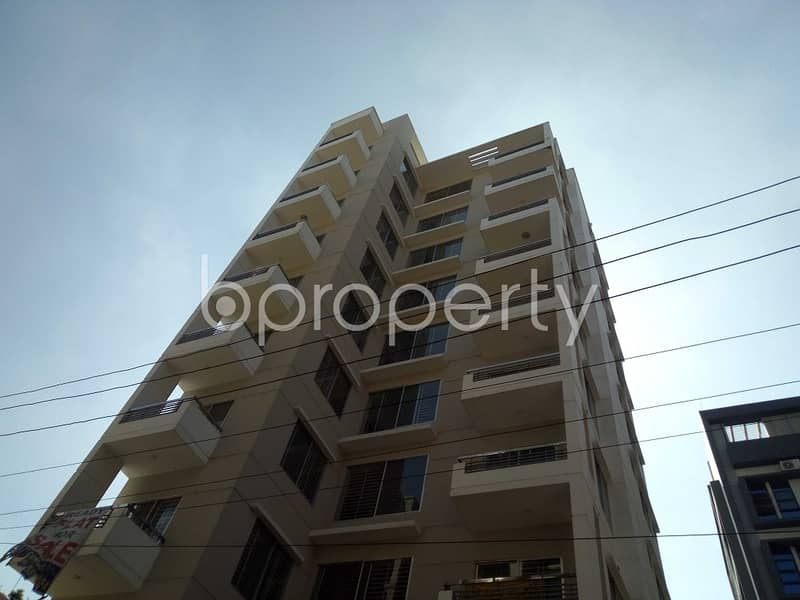 Choose your destination, 1886 SQ FT flat which is available for sale in Bashundhara R-A near to Apollo Hospitals