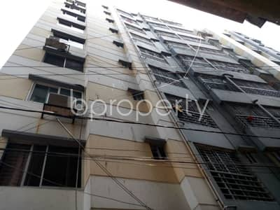 An apartment is up for sale in Enayet Bazaar Ward near to Ananya Medico