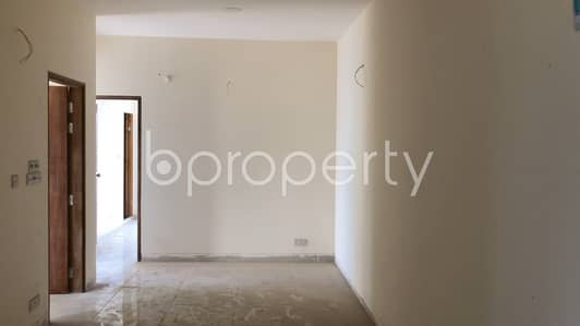 3 Bedroom Flat for Sale in Aftab Nagar, Dhaka - Convenient Apartment Is Up For Sale In Aftab Nagar, Nearby Banasree Central Jame Mosque