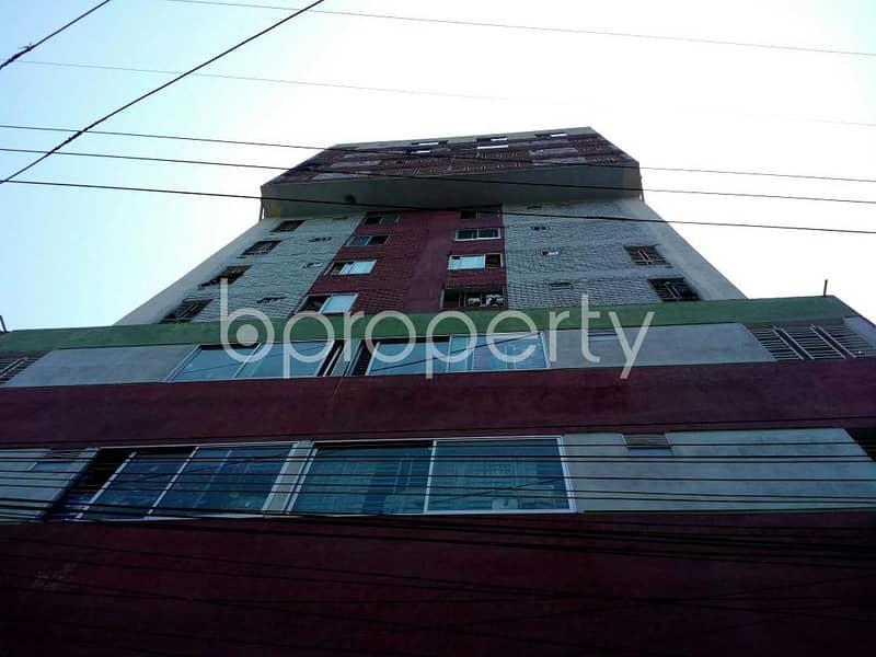 Visit This Flat For Sale At Chandgaon Ward Nearby Chandgaon Masjid.