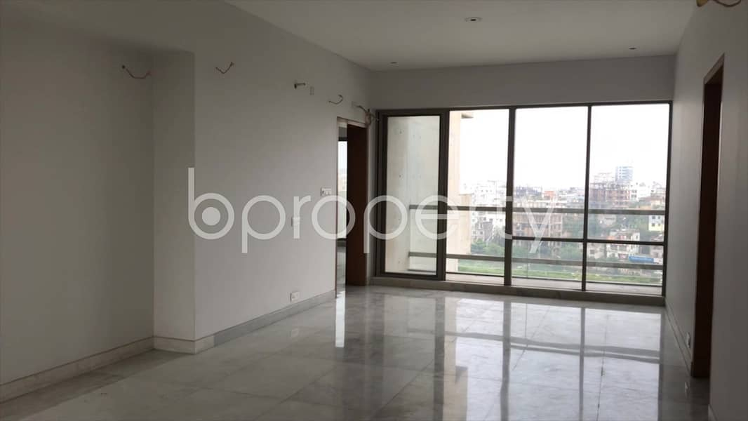 A Well Planned Apartment Up For Sale In Gulshan Very Near To Hongkong And Shanghai Banking Corporation