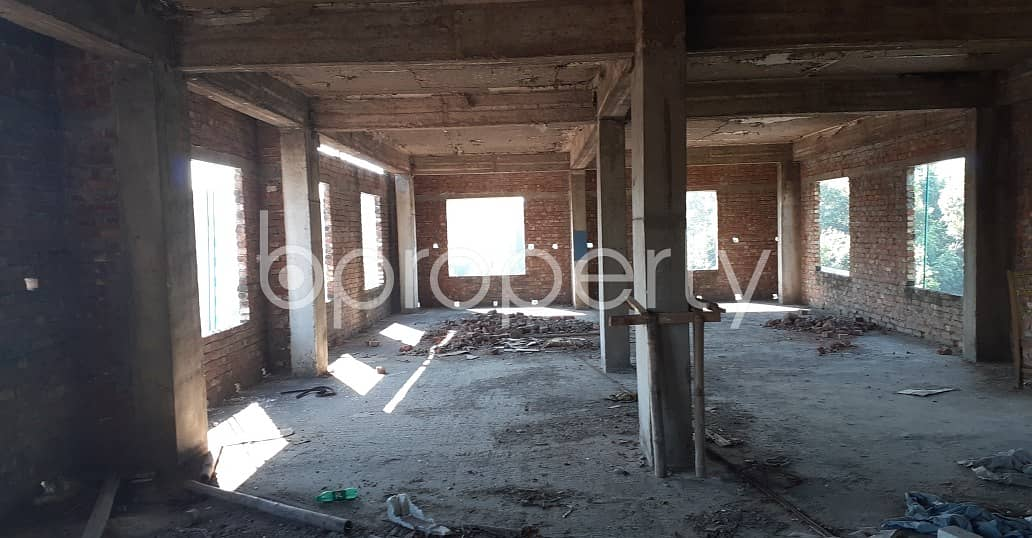 Commercial Open Floor Is Up For Sale In North Pahartali Nearby Foy's Lake