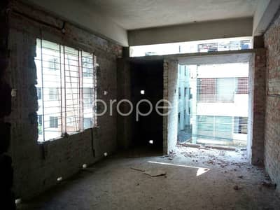 Nice Flat Can Be Found In Chattogram Dohs For Sale, Near Sonali Bank Ltd