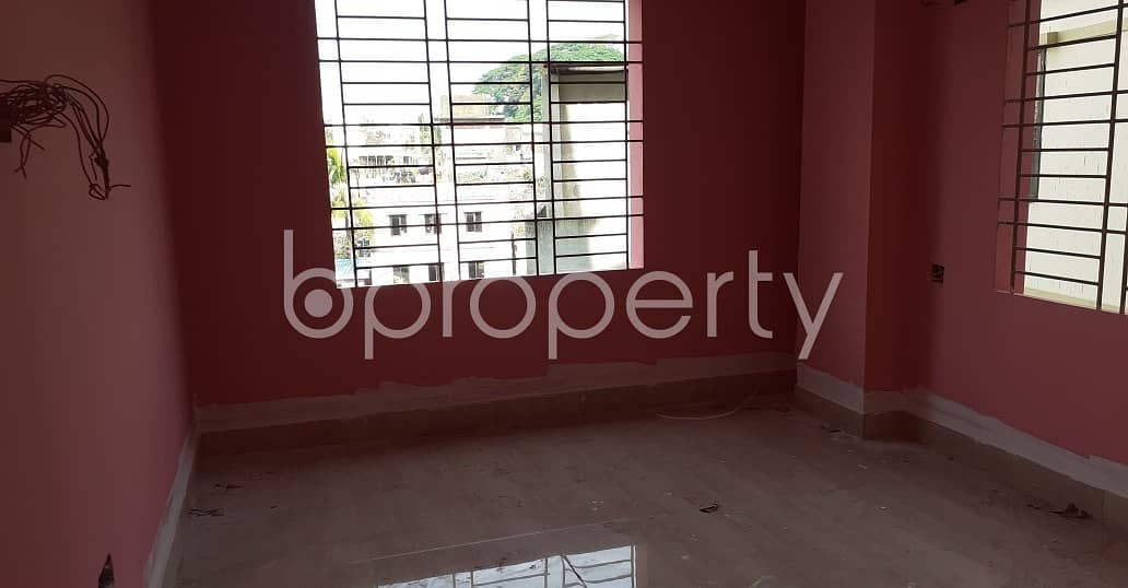 This Flat Is Now Vacant For Sale In Bagmoniram Ward Close To Chattogram Grammar School