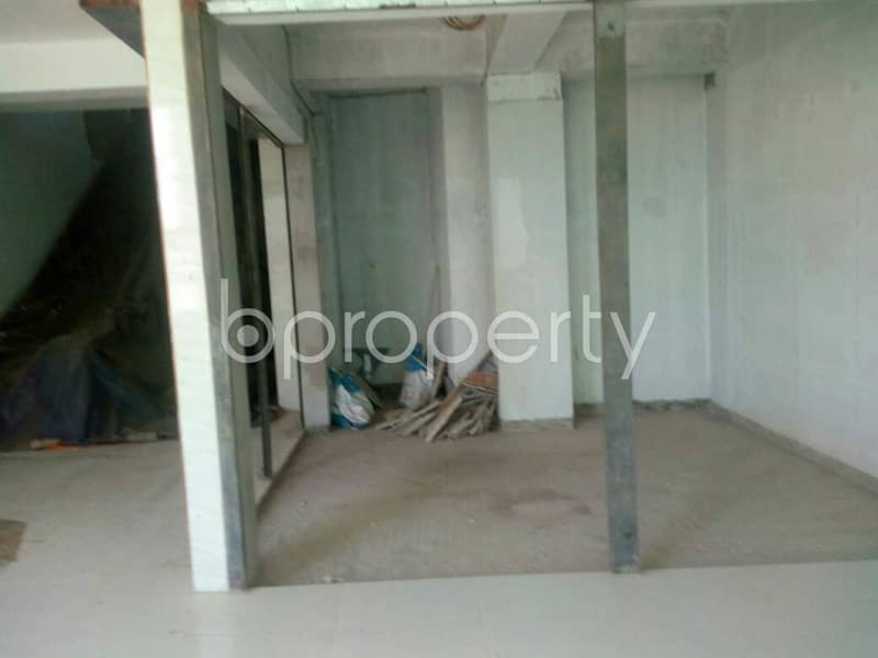 Commercial Shop Is Available For Sale In Chandgaon Ward Near Akbar Shah Jame Masjid