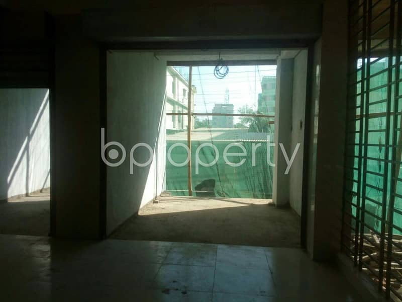 89 Sq. Ft. Shop In Chandgaon Ward Is Ready For Sale Near Al Madina Cng Filing Station