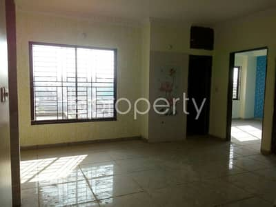 A Rightly Planned Flat Is Found For Sale In Mirpur Nearby Palash Nagar Jame Masjid