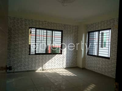 Properly Constructed Flat For Sale In Mirpur, Near Palash Nagar Jame Masjid