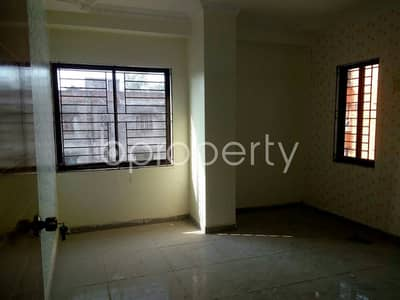 A Beautiful 1600 Sq Ft Apartment Is Up For Sale With An Affordable Price At Mirpur Near Palash Nagar Jame Masjid