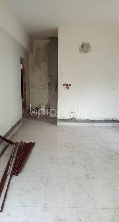 At Badda, 776 Sq. Ft Flat For Sale Close To Badda Thana