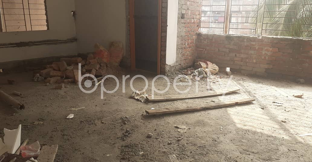 This 1050 Square Feet Apartment For Sale In Kachukhet Near Kachukhet Old Market Jame Masjid