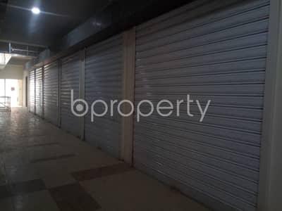 ভাড়ার জন্য এর দোকান - বাকলিয়া, চিটাগাং - This 128 Sq. Ft Shop Is Up For Rent In Bakalia Near Kalamia Bazar
