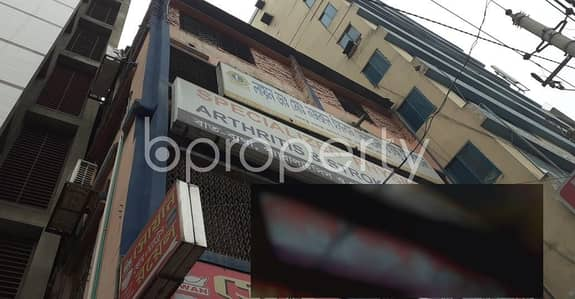 Apartment for Rent in Kafrul, Dhaka - A 1350 Sq. Ft Commercial Apartment Is Available For Rent In Kafrul Nearby Ibrahimpur Bazar