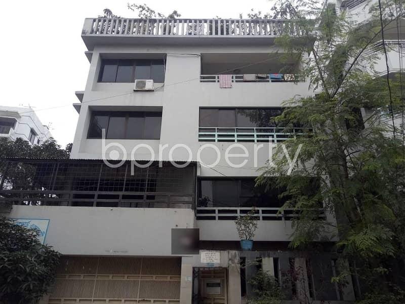Visit This Commercial Duplex For Rent In Uttara Near Masjid Al Magfirah.